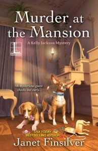 "Janet Finsilver presents her second book, in the Kelly Jackson Murder Mystery series, ""Murder at the Mansion"". Murder at the Mansion, a Kelly Jackson Murder Mystery Series"