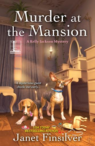 Murder at the Mansion, a Kelly Jackson Murder Mystery Series