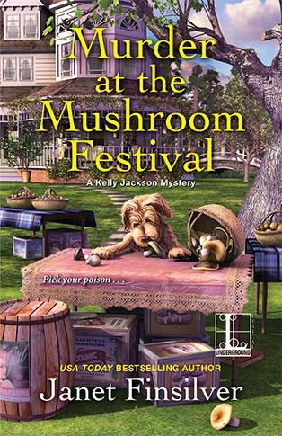Books number 4 murder at the Mushroom Festival