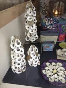 Oyster Shell Art