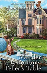 The third cozy mystery with Kelly Jackson